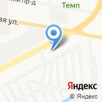АЕМ-Авто на карте Барнаула