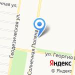 Только Ты на карте Барнаула