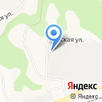 Фалькон на карте Барнаула
