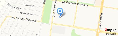 Наш бар на карте Барнаула