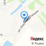 АлтайМеталлДекор на карте Барнаула