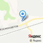 Мимино на карте Барнаула