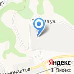 АлтайЛазер на карте Барнаула