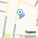 BROADWAY на карте Барнаула