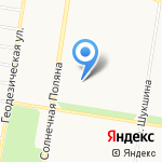 Почемучка на карте Барнаула
