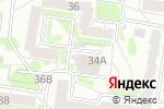 Схема проезда до компании Барнаульская Горэлектросеть в Барнауле