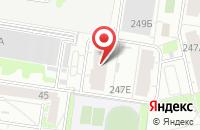 Схема проезда до компании Свежесть Алтая в Барнауле