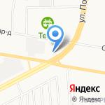 Эскор-Авто на карте Барнаула