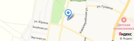 Хмельные напитки на карте Барнаула