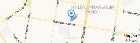Системы Управления на карте Барнаула