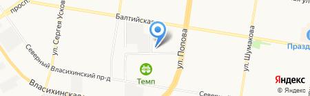 СибПромВент на карте Барнаула