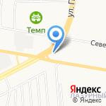 Авто-Сити на карте Барнаула