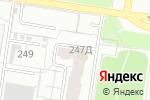 Схема проезда до компании Горница в Барнауле