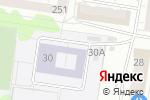 Схема проезда до компании ДЮСШ №10 по спортивной борьбе в Барнауле