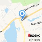 Торгово-ремонтная фирма на карте Барнаула