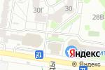 Схема проезда до компании Киоск по продаже фруктов и овощей в Барнауле