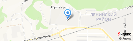 Новый формат на карте Барнаула