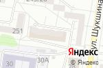 Схема проезда до компании Башмачок в Барнауле