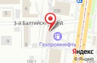 Схема проезда до компании Аэлита в Барнауле