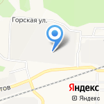 Лазертаг на карте Барнаула