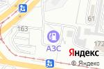 Схема проезда до компании Олти в Барнауле