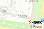Схема проезда до компании Аргументъ в Барнауле