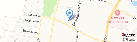 Карнавальные костюмы на карте Барнаула