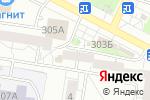 Схема проезда до компании Нотариус Осипова В.А. в Барнауле