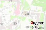 Схема проезда до компании Почтовое отделение №65 в Барнауле