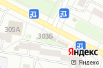 Схема проезда до компании Telepay в Барнауле