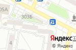 Схема проезда до компании Hair`s в Барнауле