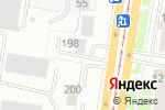 Схема проезда до компании RMS-AUTO в Барнауле