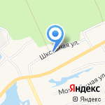 АгроМир на карте Барнаула