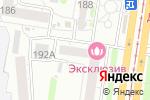Схема проезда до компании АлтайМоби в Барнауле