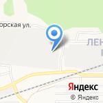 Центр Комплектации на карте Барнаула