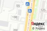Схема проезда до компании Богема в Барнауле