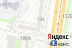 Схема проезда до компании Цветочный декор в Барнауле