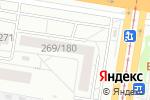 Схема проезда до компании Злата в Барнауле