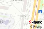 Схема проезда до компании Скиф в Барнауле