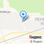 Промышленная механика на карте Барнаула