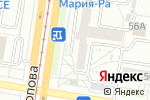 Схема проезда до компании МАСТЕР ГРУПП+ в Барнауле