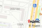 Схема проезда до компании Юридический кабинет в Барнауле