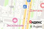 Схема проезда до компании Антуриум Tropic в Барнауле