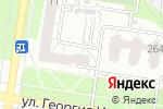 Схема проезда до компании Почтовое отделение №62 в Барнауле