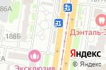 Схема проезда до компании Птица в Барнауле