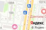 Схема проезда до компании Быстроденьги в Барнауле
