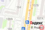 Схема проезда до компании РунгисЪ в Барнауле