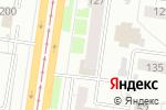 Схема проезда до компании BANK`A в Барнауле