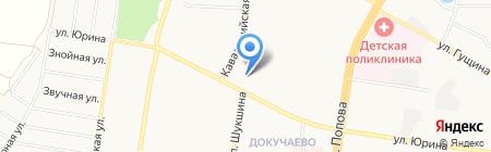 МагазинОК на карте Барнаула