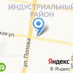 АН-ГО на карте Барнаула